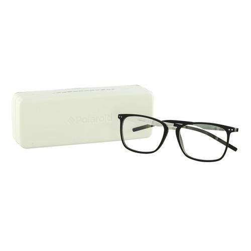 Óculos De Grau Polaroid Casual Preto - R  199,00 em Mercado Livre be48fdcae0