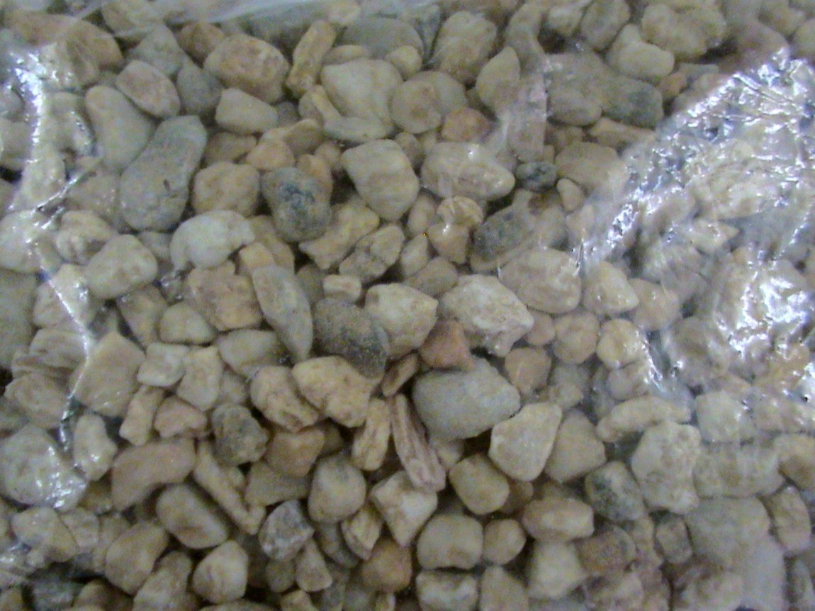 Grava natural 3 a 5 mm fuentes jardin recuerdos piedra 5kg en mercado libre - Grava para jardin precio ...