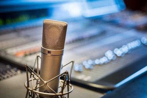gravação de vinhetas para carro de som e rádio