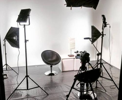 gravação e produção de foto e vídeo