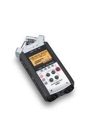 gravador audio digital zoom h4n 4 channel