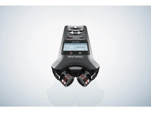 gravador áudio portátil tascam dr-07x 2 entradas / 2 trilhas