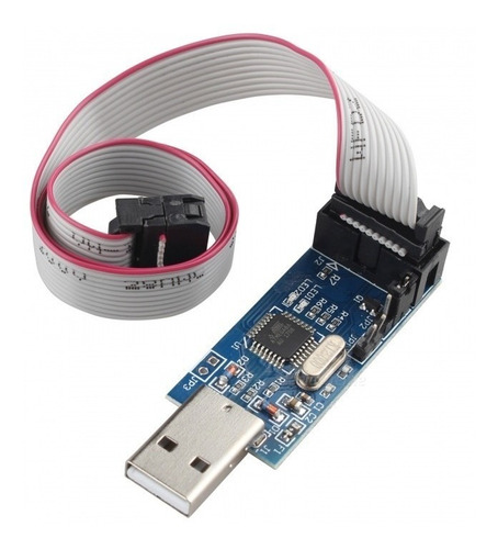 gravador avr usbasp usbisp arduino programador atmega - 0176