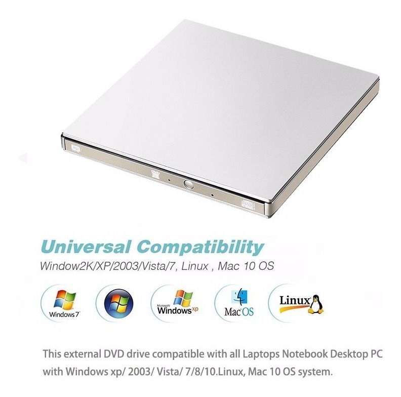 COMPATIVEL E COM CD BAIXAR 7 DVD GRAVADOR DE WINDOWS