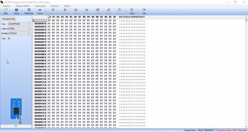 gravador ch341a usb eprom bios 24xx 25xx 150 mil receptor