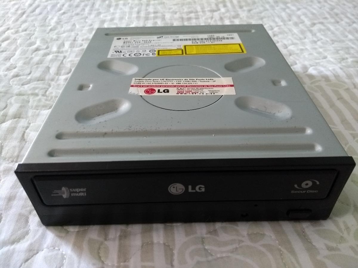 DRIVER UPDATE: LG DVD RAM GSA H55N