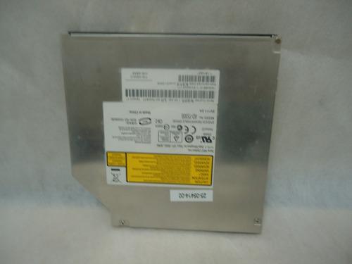 gravador de dvd notebook model: ad-7530b (sem frente)