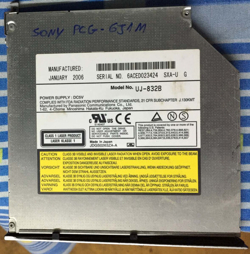 gravador de dvd para notebook ide