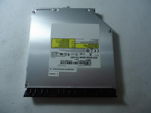 gravador de dvd para notebook itautec w7425 (usado)
