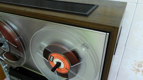 gravador de rolo sony tc 388-4