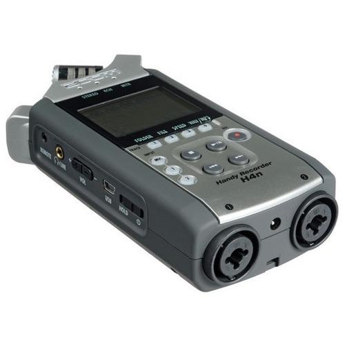 gravador de voz digital zoom h4n pro novo modelo função x/y