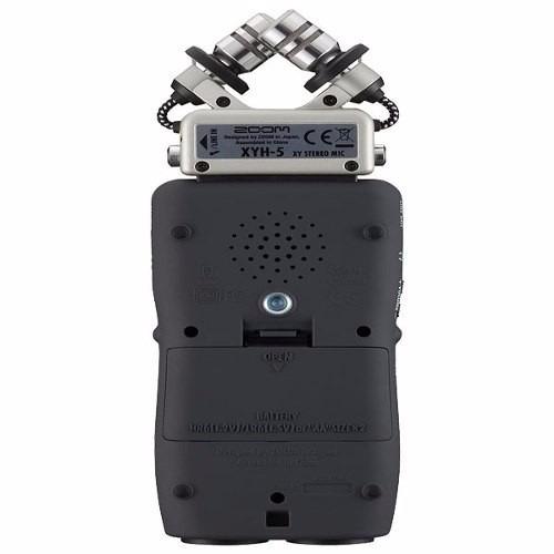 gravador de voz digital zoom h5 handy função x/y
