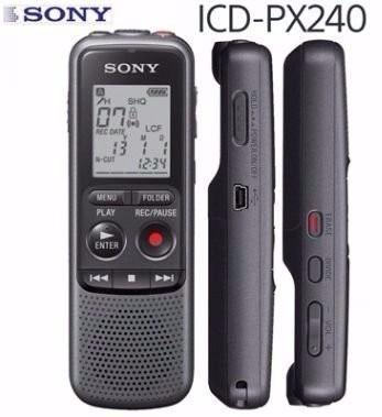 gravador de voz sony icd-px240 pode retirar na loja fisica