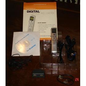 Gravador Digital Dvr 800 Ii - Powerpack