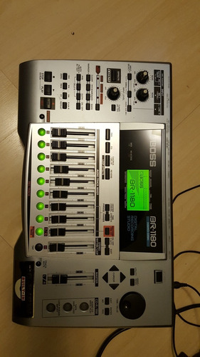 gravador digital studio boss br 1180 hd / cd