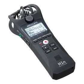 Gravador Digital Zoom H1n Profissional Stereo Lançamento