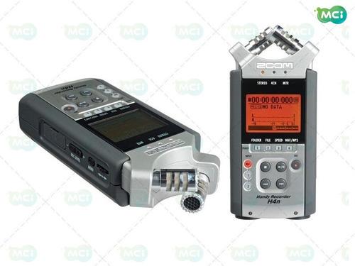 gravador digital zoom h4n handy recorder