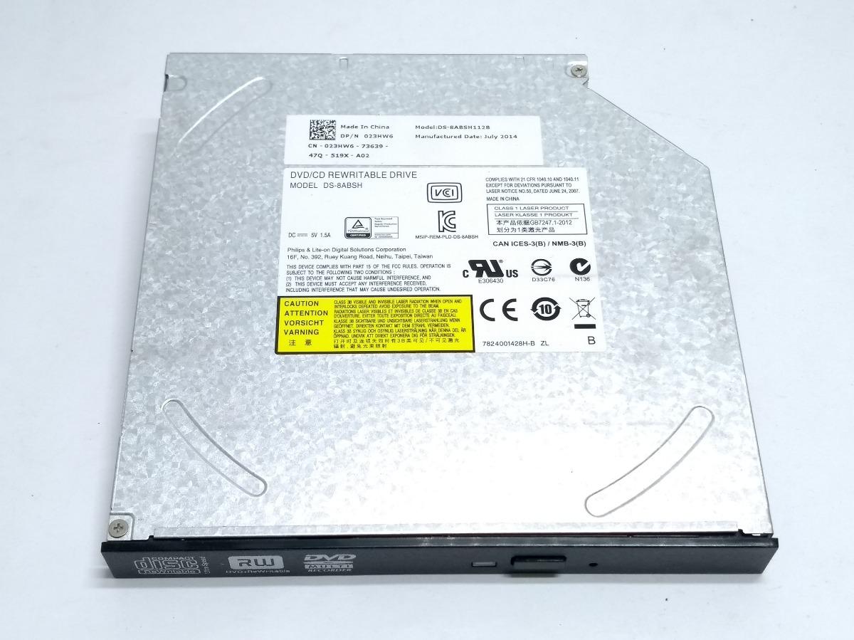 Gravador Dvd Dell Optiplex 3020 7020 9020 Sf 023hw6 Ds-8absh