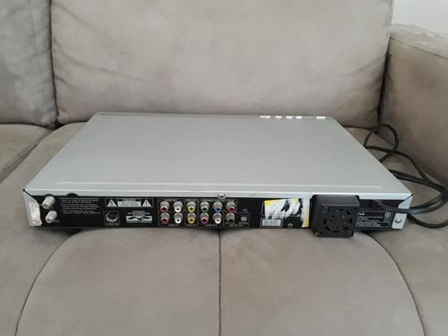 gravador dvd lg dr7621b perfeito