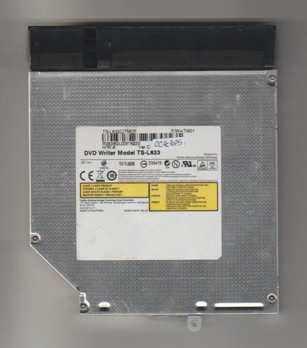 gravador dvd note