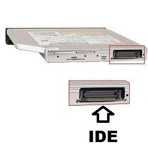 gravador dvd notebook ide
