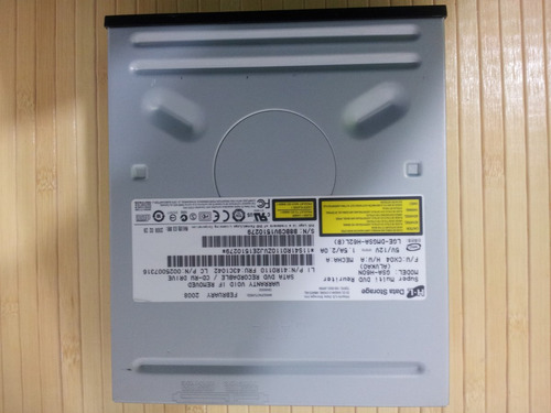 gravador dvd-rw sata hitachi