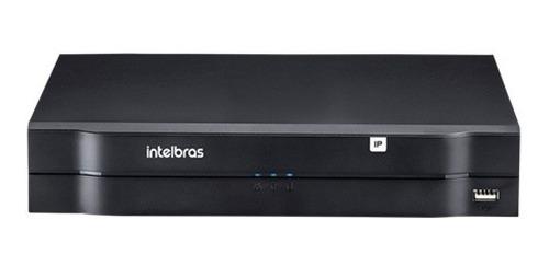 gravador dvr nvd intelbras multi hd 1304-ip 720/1080p