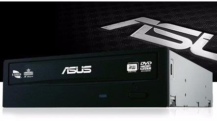 gravador e leitor de dvd interno asus drw-24f1mt + cabo sata