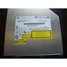 Gravador Leitor Cd Dvd Lg Notebook Gt20n- Sata-rs