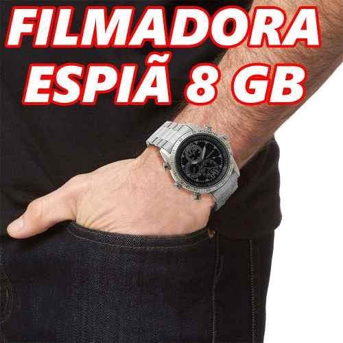 4a4841e29b0 Gravador Mini Camuflar Camera Microfone Gravacao Espi O De - R  129 ...