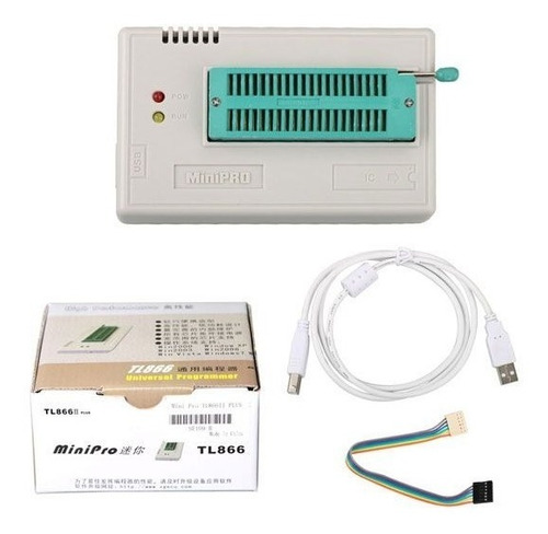 gravador minipro tl866 ii plus bios nand flash eprom soic