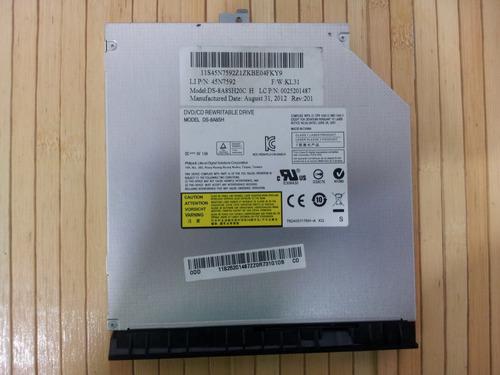 gravador notbook itautec 7425