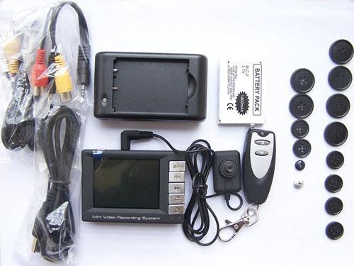 gravador profissional de áudio e vídeo