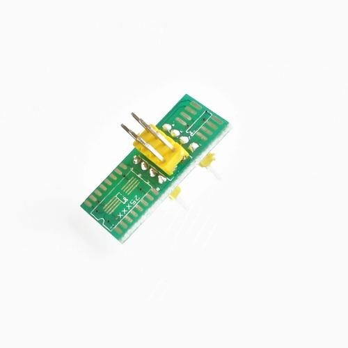 gravador programador eprom bios usb flash ch341a sop8 soic8