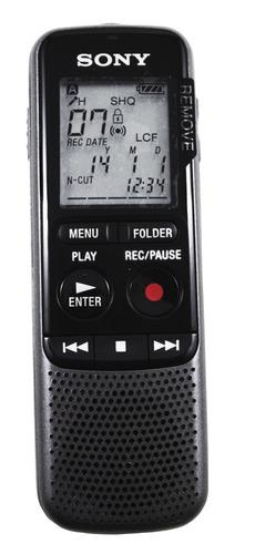 gravador voz sony digital px240 px 240 4giga100% original