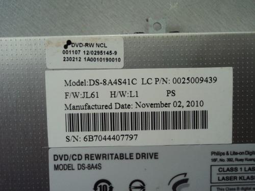 gravadora dvd notebook   microboard innovation ncl