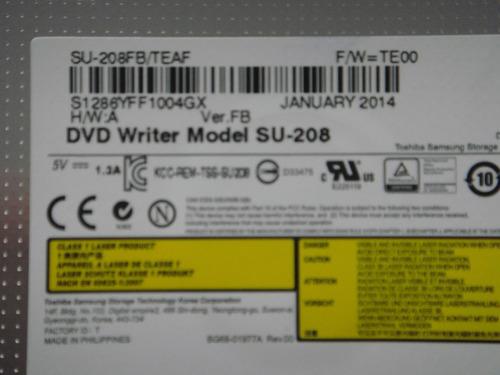 gravadora slim su-208 cce ultra thin u45w