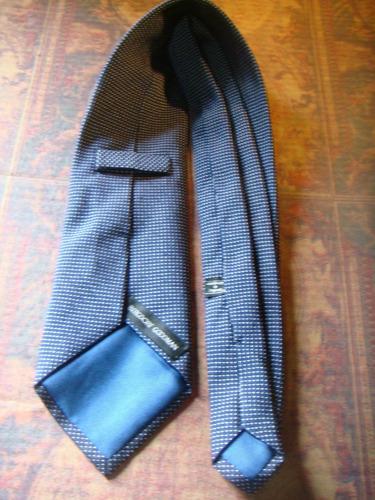 gravata bergdorf goodman 100 $ seda pura - made in england
