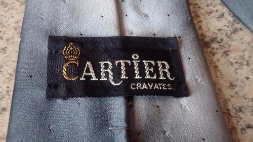 gravata cartier