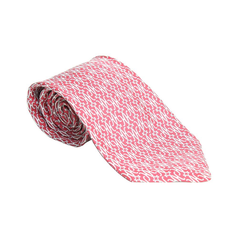 05867830ca9 gravata hermes h vermelha hermes. Carregando zoom.