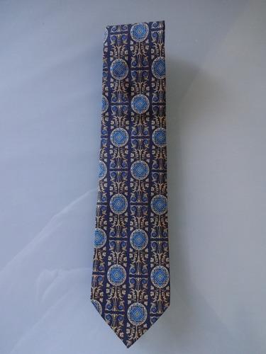 gravata rossini 100 % seda  - made in italy 2044