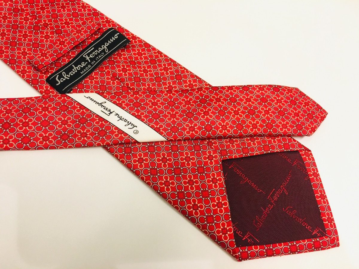 Gravata Salvatore Ferragamo - R  440,00 em Mercado Livre 50d307d869