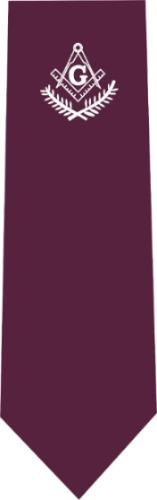 gravatas maçonaria - tradicional ou nó pronto