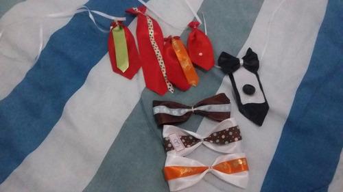gravatas,laços de pescoço,lacinhos e viseiras para seu pet