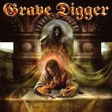 grave digger the last supper (cd novo e lacrado)