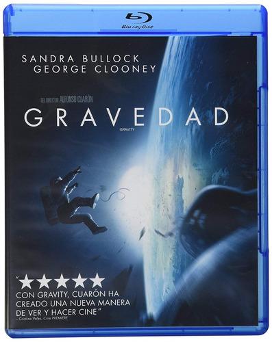 gravedad gravity sandra bullock pelicula blu-ray