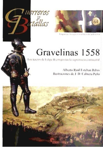 gravelinas 1558(libro )
