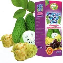 graviola noni uva natural plus ext x 500ml