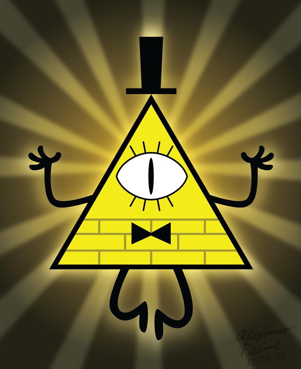 Willkommen In Gravity Falls Bill