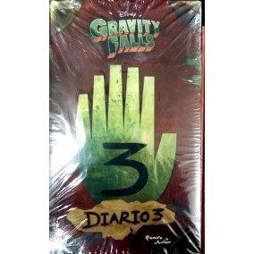 gravity falls diario 3 en español regalos y con envio gratis